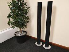 Bang & Olufsen / B&O BeoLab 6000 Active Stereo Speakers - Aluminium / Black