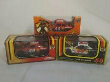 Lot (3) Tony Stewart #44 Shell 1:64 Diecast Replica Cars Small Soldiers Nascar