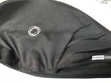 Bugaboo Cameleon 1,2,3 Stroller Sun Canopy Canvas Black Baby Hood Cover sunshade