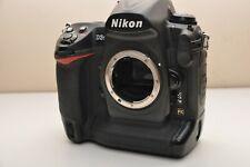 Used Nikon D3S 12.1 MP Digital SLR FX Camera - Body Only - Shutter Count 31k