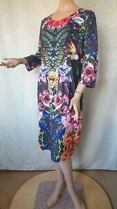 SIZE-16, GABRIELLA FRATTINI Stretch Knit Dress.