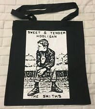 The Smiths Sweet & Tender Hooligan - Black Tote/Shopper Bag