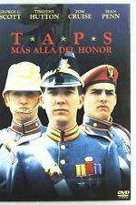 PELICULA DVD TAPS MAS ALLA DEL HONOR PRECINTADA
