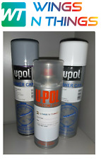 UPOL AEROSOL PAINT PRIMER LACQUER for DUCATI MOTORCYCLE COLOUR BRIGHT RED