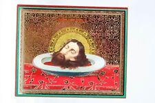 The Beheading of John the Baptist Icon Усекновение Главы Иоанна Предтече Икона