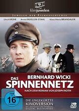 Das Spinnennetz (Joseph Roth, Bernhard Wicki, Ulrich Mühe) 2 DVD Set NEU + OVP