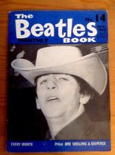 The Beatles Monthly Book Original No.14 September 1964 Excellent Minus Condition