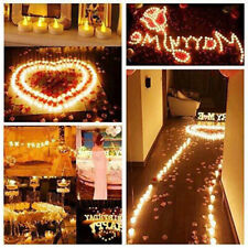24pcs LED Flameless Candles Tea Lights Battery-Operated Home Wedding Decoration