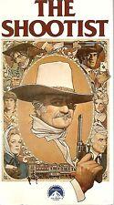 The Shootist (VHS, 1998) John Wayne, 1976 NEW