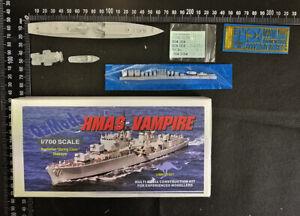 Ozmods 1/700 HMAS Vampire
