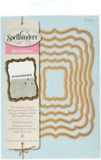 Spellbinders Nestabilities Mega Dies, Labels 17