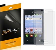 6X HD Clear Screen Protector Cover Guard For LG Optimus Dynamic L38C Net10 LG 35