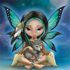 Jasmine Becket-Griffith JBG Moonheart, Spirit/Strength Figurine NEW