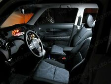 2008-2010 Scion XB LED Map Dome License Plate Lights Kit
