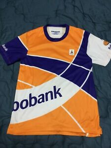 Team Rabobank Colnago Cycling T-Shirt Size L