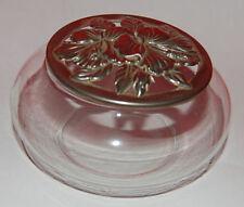 Boîte de décoration Art déco en verre