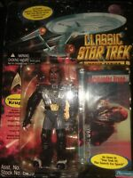 1995 Playmates Star Trek Classic Commander Kruge Action Figure
