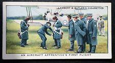 RAF School of Technical Training  Halton Apprentices Flights  Vintage Card