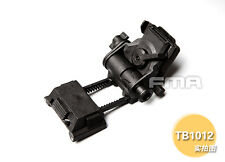 FMA 100% Plastic Airsoft Paintball L4G24 NVG Helmet Mount TB1012