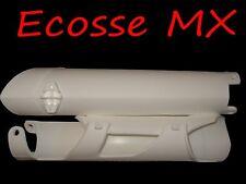 KTM SX125 150 250 SXF250 350 450 2007-2014 POLISPORT Gris Protector Blanco 83985