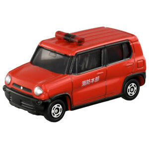 Takara Tomy / Tomica No.106 Suzuki Hustler Fire Command Vehicle / 1:58