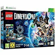 Lego Dimensions: Starter Pack Xbox 360 Neuf Et Scellé