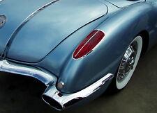Corvette 1959 Chevrolet Chevy 1 Vette Race Car 24 Vintage 43 Indy 12 GP F 2 18
