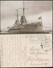 GERMAN EAST AFRICA 1915 MARITIME NAVAL FELDPOST...SHIP KAISER WILHELM