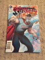 Superman #23.1 Newsstand $3.99 Price Variant Low Print Run [DC Comics, 2013]