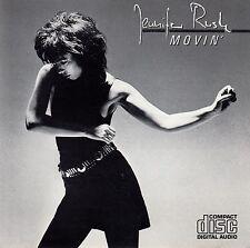 JENNIFER RUSH : MOVIN' / CD