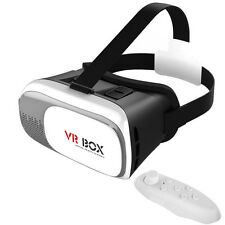"Gafas VR BOX 2.0 3D Realidad Virtual para iPhone Samsung Sony DE 3,5"" - 6,0"""