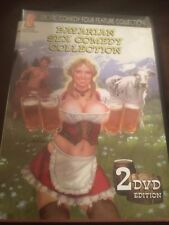 Bavarian Sex Comedy Collection DVD 2 Disc Full Frame Eng Dub 1970 1973 1974 1975