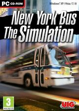 New York Bus Simulator (PC CD) NEW & Sealed - Despatched from UK