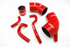 Autobahn88 Silicone Air Intake Hose Fit Toyota Celica GT-Four ST185 RC - RED