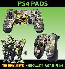 PS4 Manette Autocollant Skin FIFA 17 FOOTBALL MARCO REUS Décalques VINYL NEUF