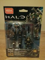 Mega Construx Halo Mark 1 Prototype Exosuit Pro Builder Figure 8+ New/Sealed