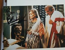 """I Claudius  Brian Blessed Sian Phillips Signed 7"""" x 5"""" Photograph"""
