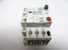 Allen Bradley 140-MN-2500 Motor Starter Contact with 140-A11 Aux. Contactor