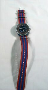 Sicura Chronograph Diver Men's Wristwatch
