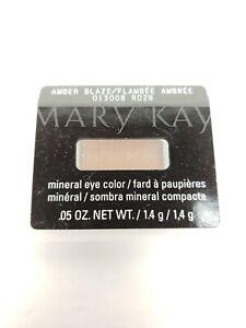 Mary Kay Mineral Eye Color Amber Blaze - NEW