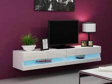 TV Lowboard Tenor NEW 180 Board Fernsehschrank Hängeschrank Hängend Glanz M24