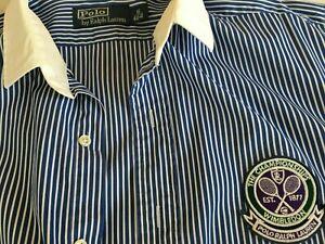 Polo Ralph Lauren Wimbledon Shirt 16 (40-41)