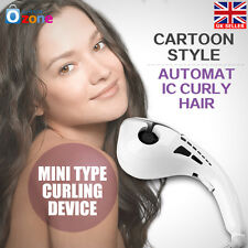 Pro Perfect Mini Hair Curls Hair Curler Styler Curling Roller Styling UK plug