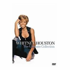 WHITNEY HOUSTON The Ultimate Collection DVD BRAND NEW PAL Region 0