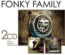 Fonky Family - Si Dieu Veut / Art De Rue [New CD] Germany - Import