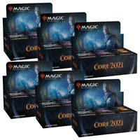 MTG - Core Set 2021 - Booster Box Case (Factory Sealed) (Pre-Order) - Ships 7/3