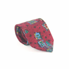 Abstract Wide 100% Silk Ties for Men