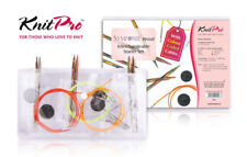 KnitPro Symfonie Wood Interchangeable Circular Needles Starter Set - Gift Hobby