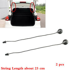 Fit Ford Focus Hatchback 12-17 Rear Trunk Tray Down Strap Storage String 2 pcs