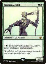 Viridian Zealot Commander 2015 PLD Green Rare MAGIC GATHERING CARD ABUGames